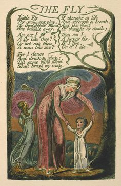 Ill. for : Songs of Innocence and Experience - William Blake - 1923 , Liverpool…