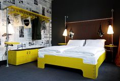 Superbude St. Pauli Hotel - Picture gallery