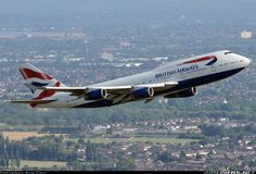British Airways Boeing 747-436 G-CIVJ on final approach to London-Heathrow, July 2014. (Photo: Sam Chui)