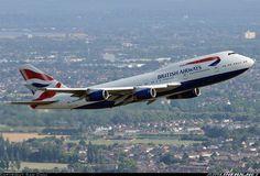 British Airways G-CIVJ Boeing 747-436 aircraft picture