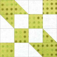 "The GO! Road to Oklahoma 8"" Block - FREE Quilt Block Patterns #quilting #diy #decor"