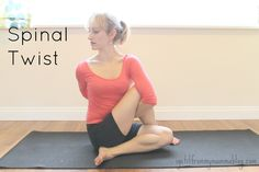 """I Get It From My Mamma: Yoga Poses To Help Relieve """"Nursing Back"""""""