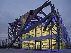 Açık Sahalar Spor Kompleksi, Bahadır Kul Architects