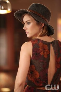 """Smoked Turkey""--Jessica Stroup as Erin Silver on 90210 on The CW. Photo: Scott Alan Humbert/The CW. ¨©2011 The CW Network. All Rights Reserved."