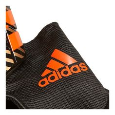 another chance 0bda8 66970 adidas Messi 10 Youth Soccer Shin Guard - Tactile Gold Black Solar Red