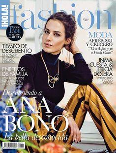 Descubre a Ana Bono, la bella desconocida, en ¡HOLA! Fashion