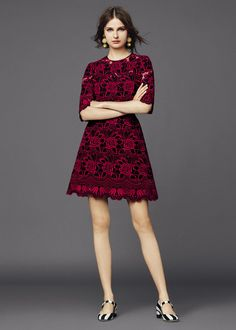 Dolce & Gabbana Women's Clothing Collection Summer 2015