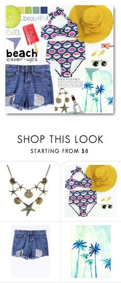 """""""http://goo.gl/D0AQtG"""" by edy321 ❤ liked on Polyvore featuring WALL and Anja"""