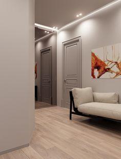 Фото интерьера 'Квартира для молодой семьи от дизайн-студии artpartner фото - 14' на портале Oselya