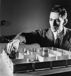 Claude Shannon revolutionized our idea of information by creating the bit as a tool for measurement.
