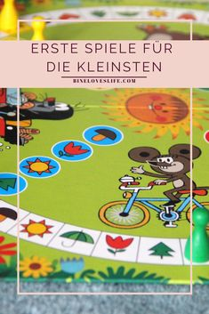 Spiele für Kinder Kids Rugs, Home Decor, Kid Recipes, Games For Children, Kid Games, Kindergarten, Things To Do, Life, Crafting