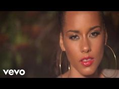 Alicia Keys - Un-thinkable (I'm Ready). I don't know what I love more, the song or the video ... Both so, so good.