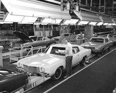 33 Best Norwood Ohio Camaro Assembly Plant Images