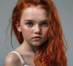 Redhead pretty girl pretty girl - red head girl - beautiful girlYou can find Redhead girl and more on our website. Beautiful Red Hair, Beautiful Redhead, Beautiful Eyes, Pretty Hair, Red Hair Little Girl, Girls With Red Hair, Red Hair Baby, Red Hair With Blue Eyes, Feathered Hairstyles