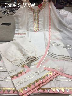 Visit the post for more. Designer Party Wear Dresses, Kurti Designs Party Wear, Indian Designer Outfits, Pakistani Bridal Dresses, Pakistani Dress Design, Shadi Dresses, Dress Neck Designs, Designs For Dresses, Gota Patti Suits