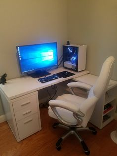My first Pc setup is completely complete! What else should I do now?