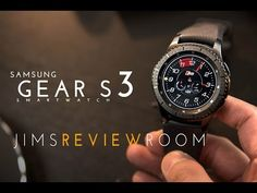 Samsung Gear S3 - REVIEW - YouTube Samsung Gear S, Best Smart Watches, Science And Technology, Gears, Management, Health, Youtube, Watch, Gear Train