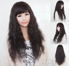Hairstyle:)
