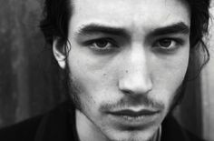 Ezra Miller I's close to impossible to find a bad photograph of him, or a bad performance.