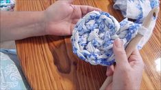 Make an Easy Round Rag Rug with Sheets Fabric Rug, Fabric Scraps, Scrap Fabric, Homemade Rugs, Rag Rug Tutorial, Knit Rug, Doily Rug, Home Decor Colors, Toddler Blanket
