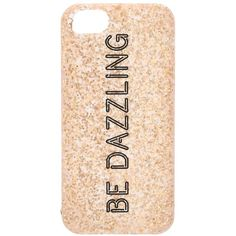 Kate Spade New York Be Dazzling Silicone Case for iPhone® 5 and 5s $35