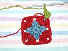 If you are new to crochet then this detailed tutorial for a traditional granny square is ideal as it has lots of pictures which makes it easy to follow.  littletinbird.co.uk
