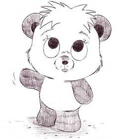 Cute sketches of animals hart cartoon animals cute panda bear my drawing cute baby animals drawings . cute sketches of animals simple drawings Pencil Drawings Of Animals, Cartoon Drawings Of Animals, Cartoon Girl Drawing, Cute Cartoon Animals, Animal Sketches, Bear Cartoon, Draw Animals, Cute Animals Puppies, Cute Baby Animals