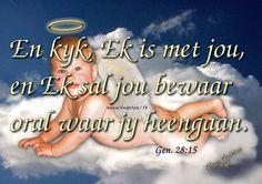 Jesus se Kindertjies: En kyk  EK  is met jou ...