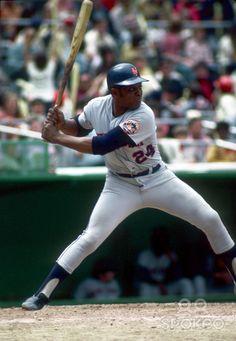 Willie Mays - NY Mets