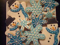 Winter Cookies.
