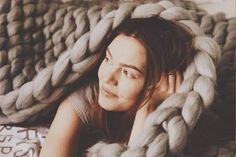Merino Wool Blanket, Mary, Dreadlocks, Tv, Hair Styles, Beauty, Beleza, Dreads, Tvs