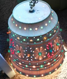 Your place to buy and sell all things handmade Pot Lights, Hanging Lights, Pvc Pipe Crafts, Diy Crafts, Lantern Lamp, Lanterns, Swag Light, Oldies But Goodies, Rv Campers