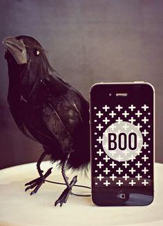 New Halloween Phone Wallpapers