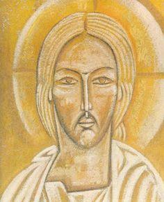 Cristo Luminoso by Claudio Pastro