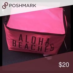 PINK lunchbox Brand new unused make me an offer PINK Victoria's Secret Other