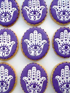 Sugar Bea\u0027s Blog Paisley Mehndi Cookies {Krishna Wedding}