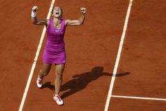Sara Errani in finale - 07.06.2012