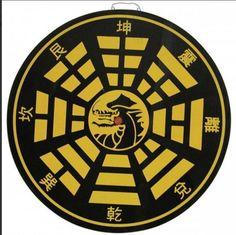 Hanging Throwing Knife Dart Stars Target Board Ninja Martial Arts Asian Dragon  #PerfectPoint