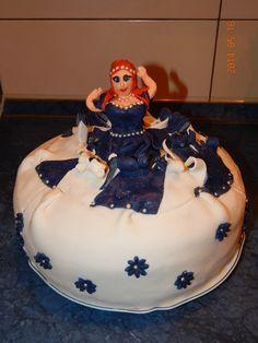 Mädchen aus der Torte :)