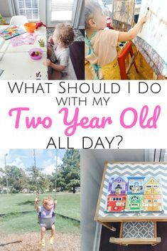 Tips & Ideas for your 2 year old's daily routine! What to do with a 2 year old all day. This is the Tips & Ideas for your 2 year old's daily routine! What to do with a 2 year old all day. This is the perfect daily schedule for stay-at-home moms. Activities For 2 Year Olds, Toddler Learning Activities, Parenting Toddlers, Infant Activities, Parenting Ideas, Teaching Toddlers Letters, Daily Activities, Kids Learning, Toddler Play