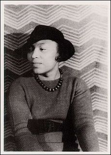 Zora Neale Hurston was a writer of the Harlem Renaissance and a friend of Langston Hughes.  She was a remarkable woman who lived an amazing life.
