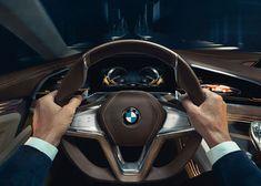 BMW future car concept
