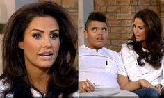 Katie Price reveals the challenges of caring for disabled son Harvey