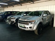 Ford Ranger Raptor Editions.