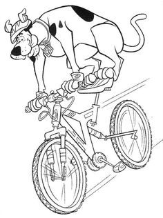 Scooby Doo Coloring Pages Free | Download Free Printable Scooby Doo Coloring Pages