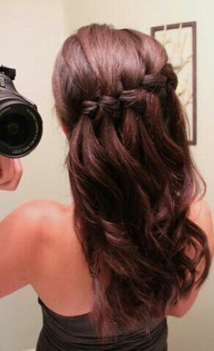 Braid, wedding hair