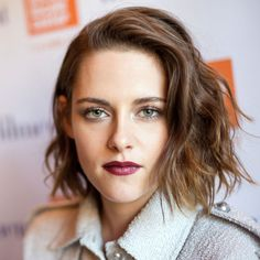 Kristen Stewart has been killing it in the beauty department this week. The 25-year-old star has been out promoting (and picking up awards for) her new movie Clouds of Sils Maria, and her mix of...