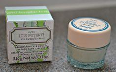 Benefit It's Potent eye cream via @beautybymissl
