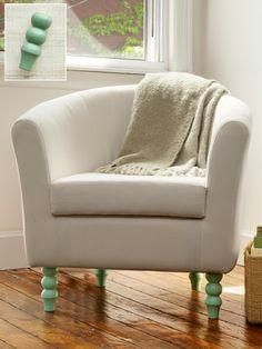Swap Out Chair Legs in Seconds