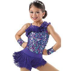 Dames/Kinderen - Moderne Dans/Jazz/Uitvoering/Cheerleaderpakjes - Gympakken/Tutus & Rokken/Danshandschoen (Als In Afbeelding , – EUR € 58.79